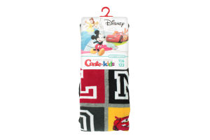 Колготки дет Conte-kids Disney 472 серый р.116-122
