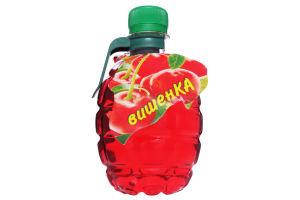Напиток безалкогольный сокосодержащий среднегазированный Вишенка Криниця п/бут 0.33л