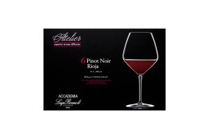 Н-р бокалов д/вина Luigi Bormioli Atelier 610мл6шт