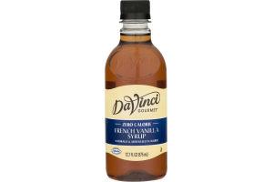 DaVinci Gourmet French Vanilla Syrup