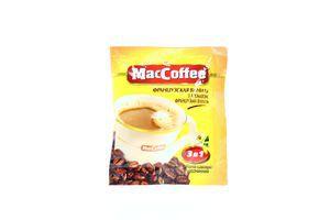 Кава MacCoffee Французька ваніль 3в1 20г