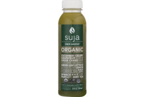 Suja Organic Fruit & Vegetable Juice Drink Uber Greens
