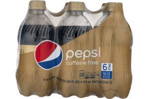 Pepsi Caffeine Free - 6 PK
