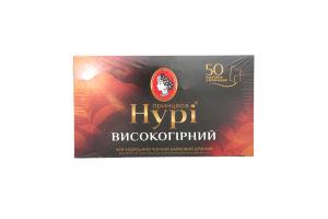 Чай чорний Високогірний РОТ Принцеса Нурі пакет 2г*50шт