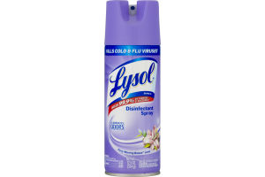 Lysol Disinfectant Spray Early Morning Breeze Scent