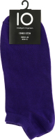 Шкарпетки чоловічі IO №460 41-46 темний фіолет