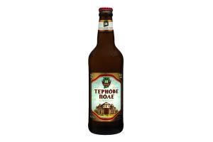 Пиво 0.5л 7.1% світле непастеризоване Микулинецьке Тернове Поле пл