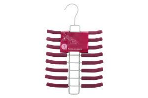 Вешалка для галстуков покрытая вспененным ЭВА