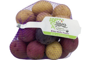 Nature's Promise Baby Medley Potatoes