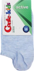 Шкарпетки дитячі Conte Kids №17C-63СП 14 світло-блакитний