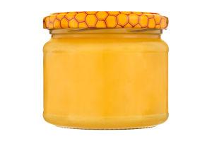 Мед подсолнечниковый Лавка традицій с/б 0.4кг