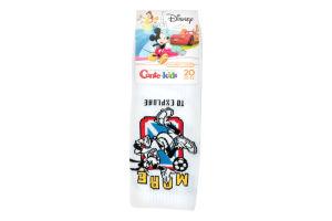 Носки дет Conte-kids Disney 17С170 белый р20 369