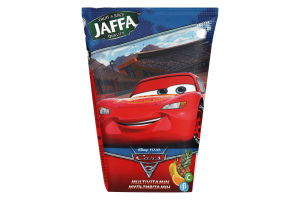 Нектар мультивитаминный Cars Jaffa т/п 0.125л