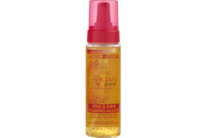 Creme of Nature with Aragan Oil Style & Shine Foaming Mousse