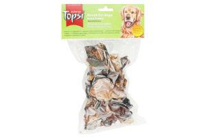 Закуска Topsi д/собак легкие говяжьи сушеные м/у 60г