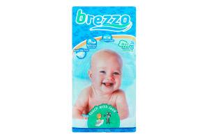 Подгузники детские одноразовые 2 Mini Brezzo 1шт