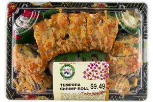 Ace Tempura Shrimp Roll