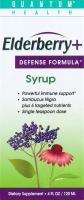 Quantum Health Elderberry Defense Formula Syrup