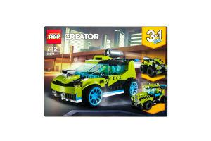 LEGO® Creator Суперскоростной автомобиль 31074
