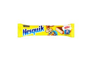 Вафлі у молочному шоколаді Nesquik 26г