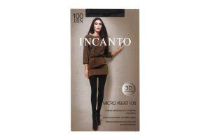 Колготки жіночі Incanto Micro Velvet 100den 2-S Nero