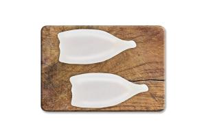 Кальмари туби очищені заморожені сирі Polar Seafood кг