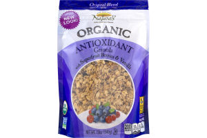 New England Naturals Organic Antioxidant Granola with Superfruit Berries & Vanilla