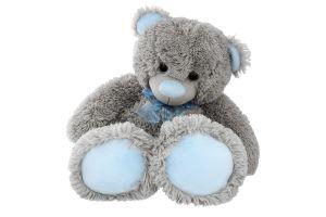 Іграшка м'яка для дітей від 3-х років №MDS3V Ведмідь Сержик Dream makers 1шт