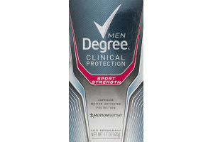 Degree Men Clinical Protection Anti-Perspirant Sport Strength