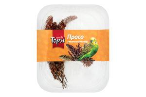 Корм для птиц Просо красное в колосьях Topsi п/у 25г