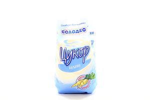 Сахар белый Солодко м/у 1кг