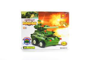 Іграшка Wange конструктор БТР 040315