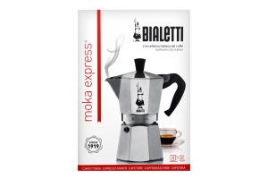 Кофеварка Bialetti Мока Експресс 4 чашки