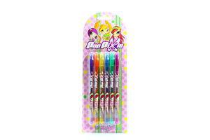 Набір ручок гелевих з глітером РР13-037K