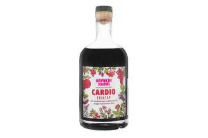 Еліксир для поліпшення самопочуття людей поважного віку Cardio Корисні Напої с/пл 500мл