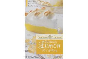 Southern Gourmet Heavenly Lemon Pie Filling