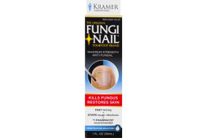 The Original Fungi Nail Toe & Foot Brand Maximum Strength Anti-Fungal