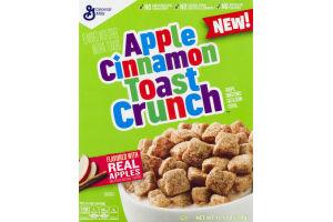 General Mills Apple Cinnamon Toast Crunch Cereal