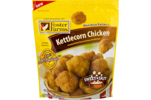 Foster Farms Kettlecorn Chicken Sweet and Salty