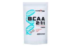 Добавка дієтична ВСАА 2:1:1 Vansiton 250г