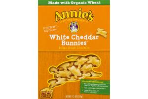 Annie's Homegrown White Cheddar Bunnies
