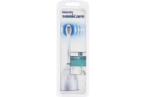 Philips Sonicare Compact Brush Heads E Series - 2 CT
