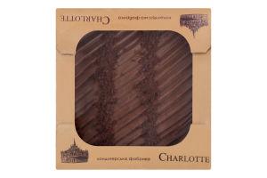 Торт Пражский Charlotte к/у 450г