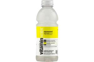 vitaminwater Squeezed Lemonade