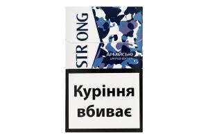 Сигарили з фільтром Strong Special Blend Армійські 20шт