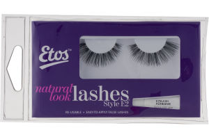 Etos Natural Look Lashes Style E2
