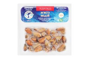 М'ясо мідій Albatros в/м в/у 200г
