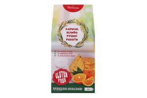 Печенье кукурузно-апельсиновое без глютена Кохана к/у 170г