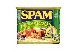 Spam Jalapeño, 12 Ounce Can