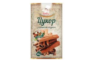 Сахар с корицей и гвоздикой Добрик к/у 180г